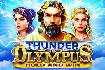 Thunder of Olympus slot free play demo