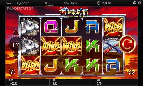 Thundercats Reels of Thundera slot