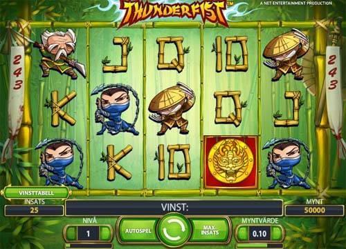 Thunderfist slot