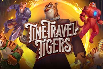 Time Travel Tigers slot
