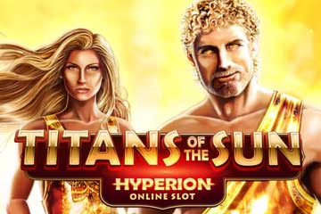 Titans of the Sun Hyperion slot free play demo