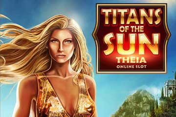 Titans of the Sun Theia Slot - Microgaming - Rizk Online Casino Sverige