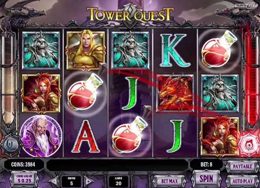 Tower Quest Slot - Play n Go Casino - Rizk Online Casino Deutschland