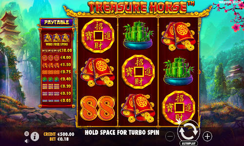 Treasure Horse slot