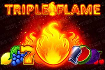 Triple Flame slot free play demo