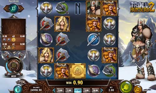 troll hunters 2 slot review