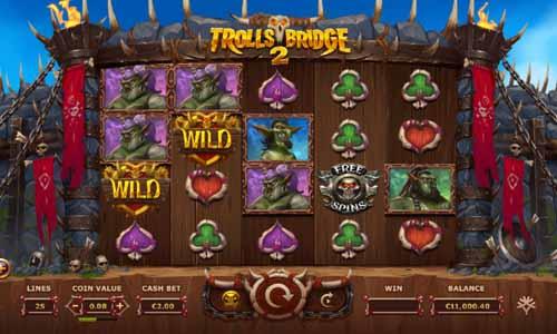 trolls bridge 2 best slots 2019