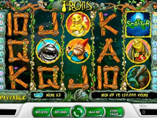 Trolls slot