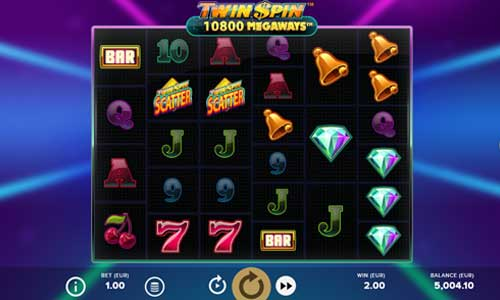 twin spin megaways slot overview and summary