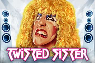Twisted Sister slot free play demo