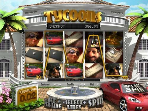 Tycoons slot free play demo