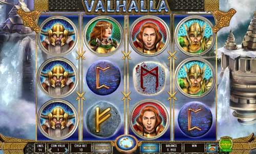Valhalla Videoslot Screenshot