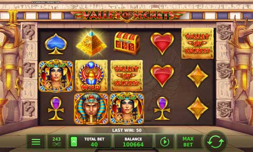 Valley of Secrets slot