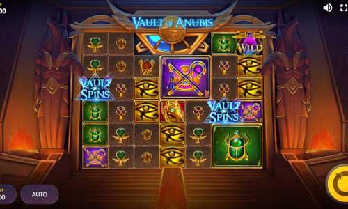 vault of anubis slot review