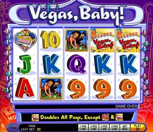 Vegas Baby slot free play demo