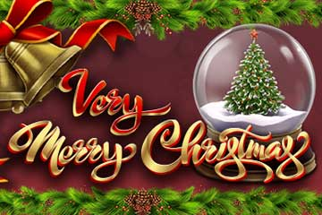 Very Merry Christmas slot free play demo