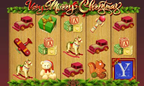 Very Merry Christmas Videoslot Screenshot