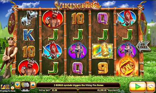 Viking Fire slot