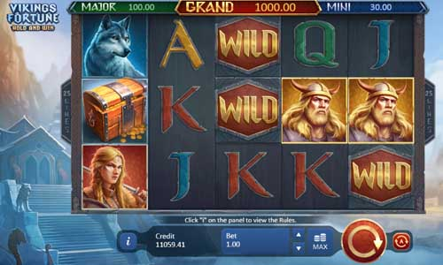 Vikings Fortune Hold and Win slot