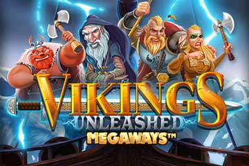 Vikings Unleashed Megaways slot free play demo