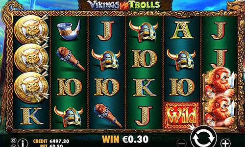 Vikings vs Trolls slot