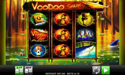 Voodoo Shark slot