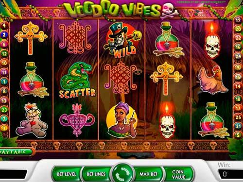 Voodoo Vibes slot free play demo