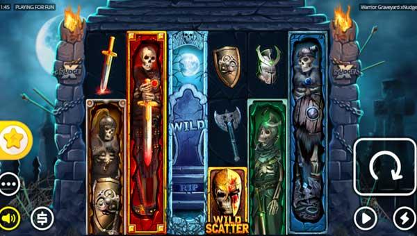 Warrior Graveyard slot