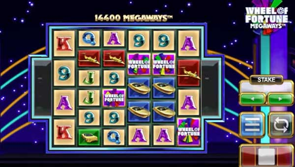 wheel of fortune megaways slot overview and summary