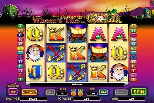 Gold Mine™ Slot Machine Game to Play Free in Microgamings Online Casinos