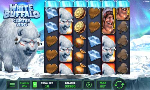 White Buffalo slot