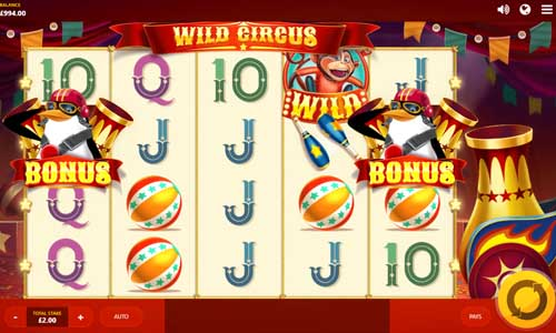 Wild Circus slot