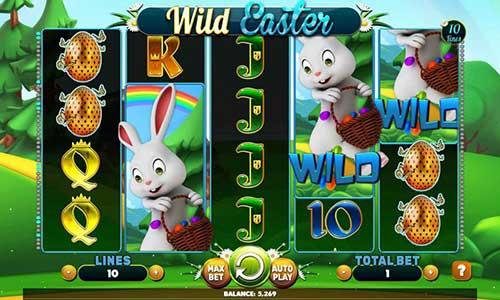 Wild Easter slot