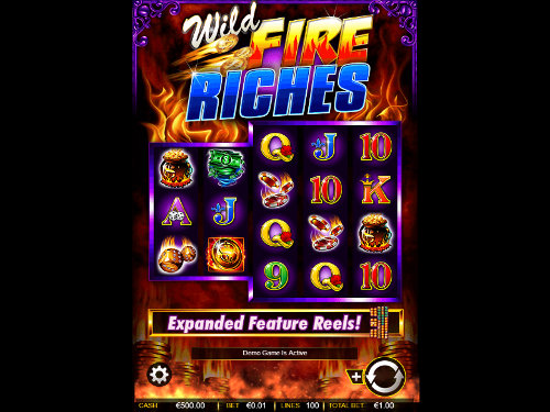 Wild Fire Riches slot