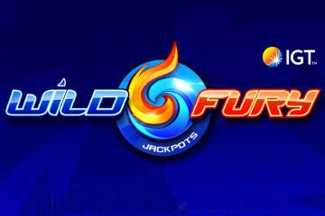 Wild Fury Jackpots slot free play demo