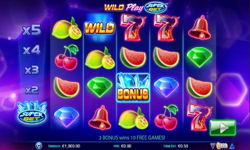 Wild Play slot