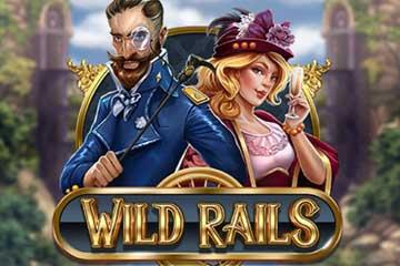 Wild Rails slot free play demo