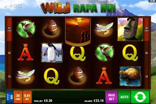 Wild Rapa Nui slot