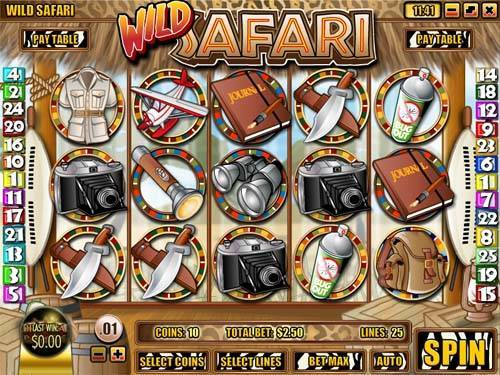 Wild Safari slot