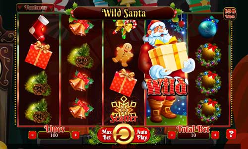 Wild Santa slot