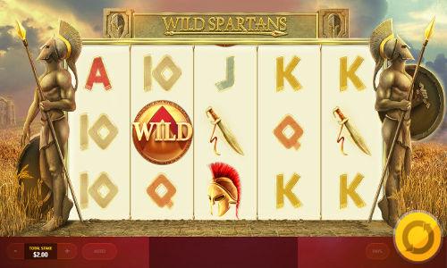 Wild Spartans - Rizk Casino