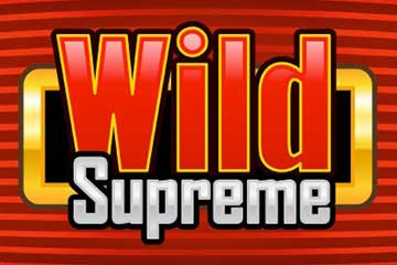 Wild Supreme slot free play demo
