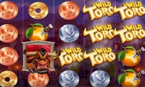 Wild Toro Videoslot Screenshot