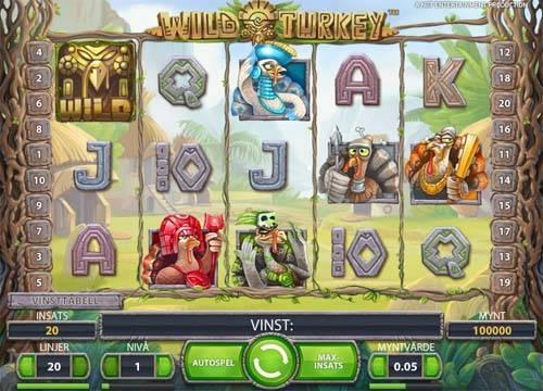 Wild Turkey slot