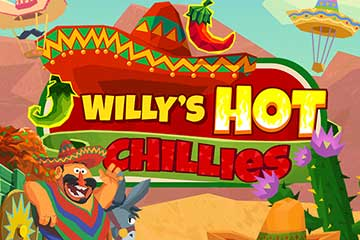Willys Hot Chillies slot free play demo