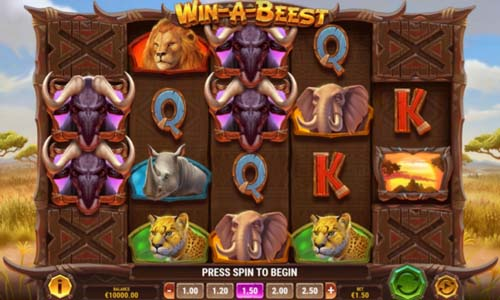 win a beest slot overview and summary
