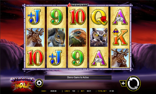 Winning Wolf Slot Machine Online ᐈ Ainsworth™ Casino Slots