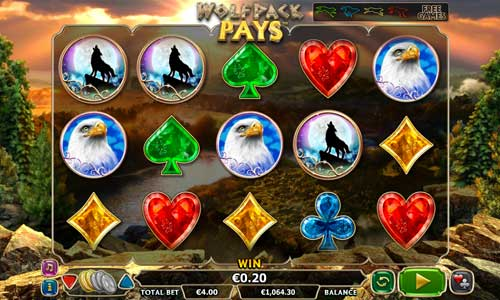 Wolfpack Pays Online Slots for Real Money - Rizk Casino