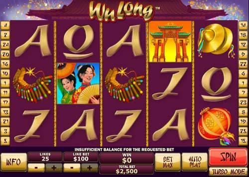 Wu Long slot