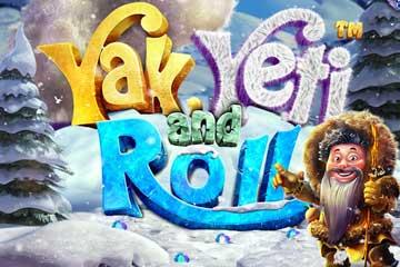 Yak Yeti and Roll slot free play demo